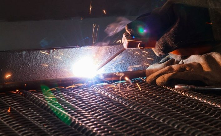 Maintenance Of a Welding Fume Extraction System